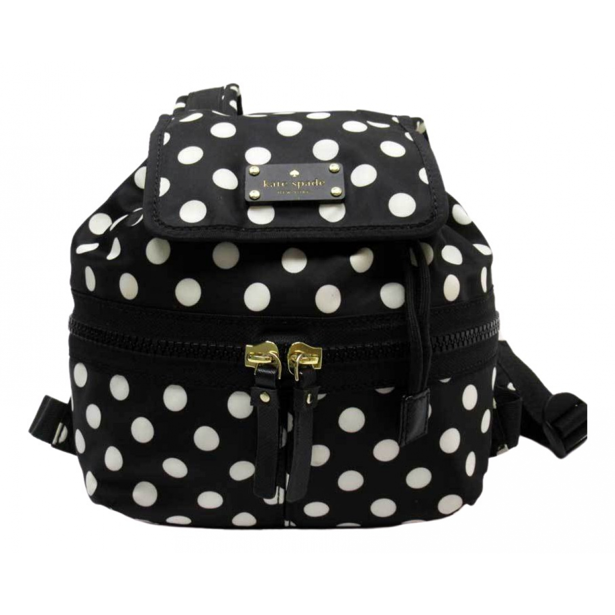 Kate Spade \N Black Leather handbag for Women \N