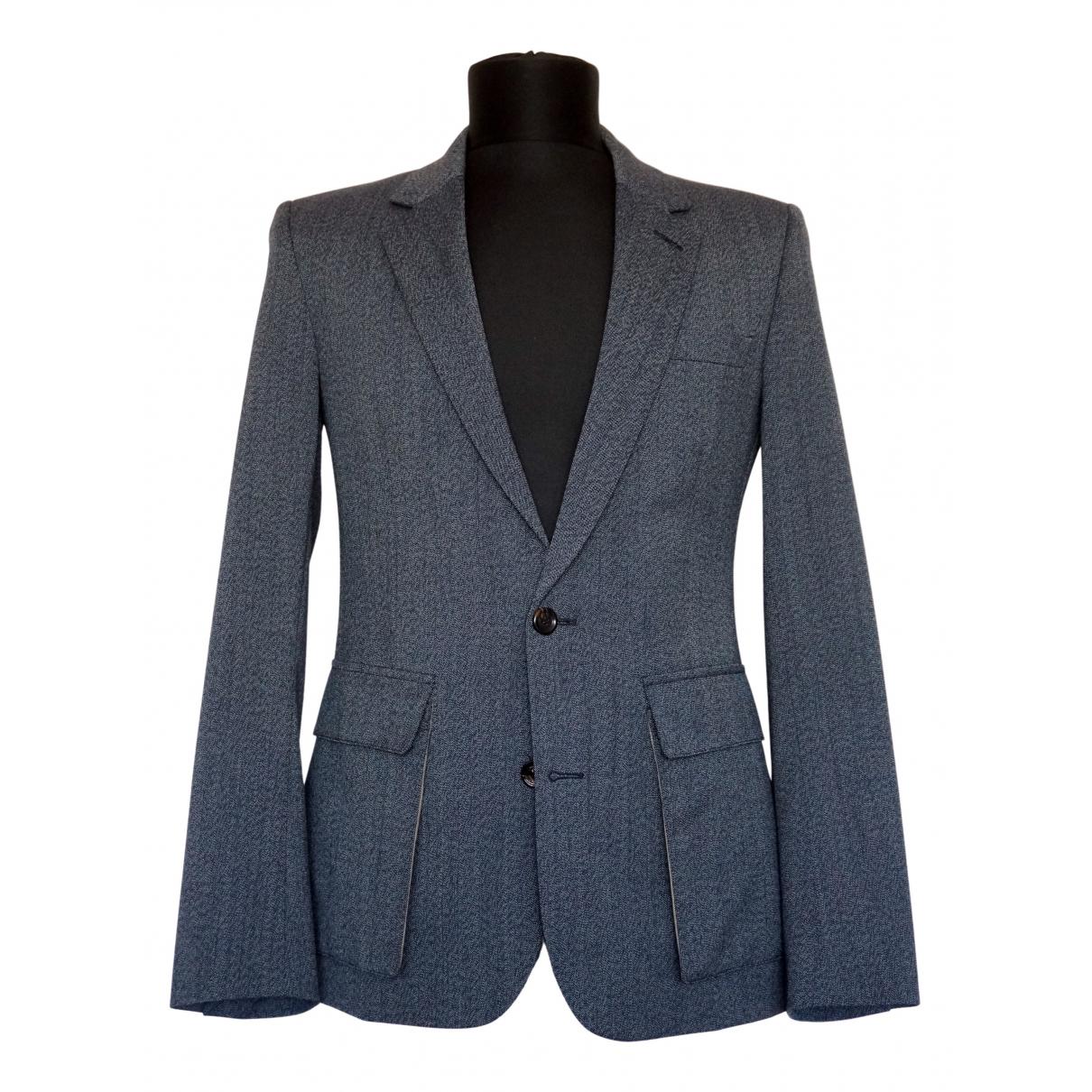 Maison Martin Margiela N Grey Wool jacket  for Men 44 IT