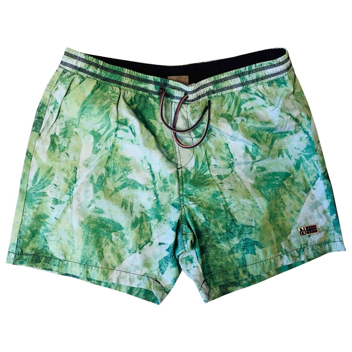 Napapijri \N Multicolour Swimwear for Men XL International