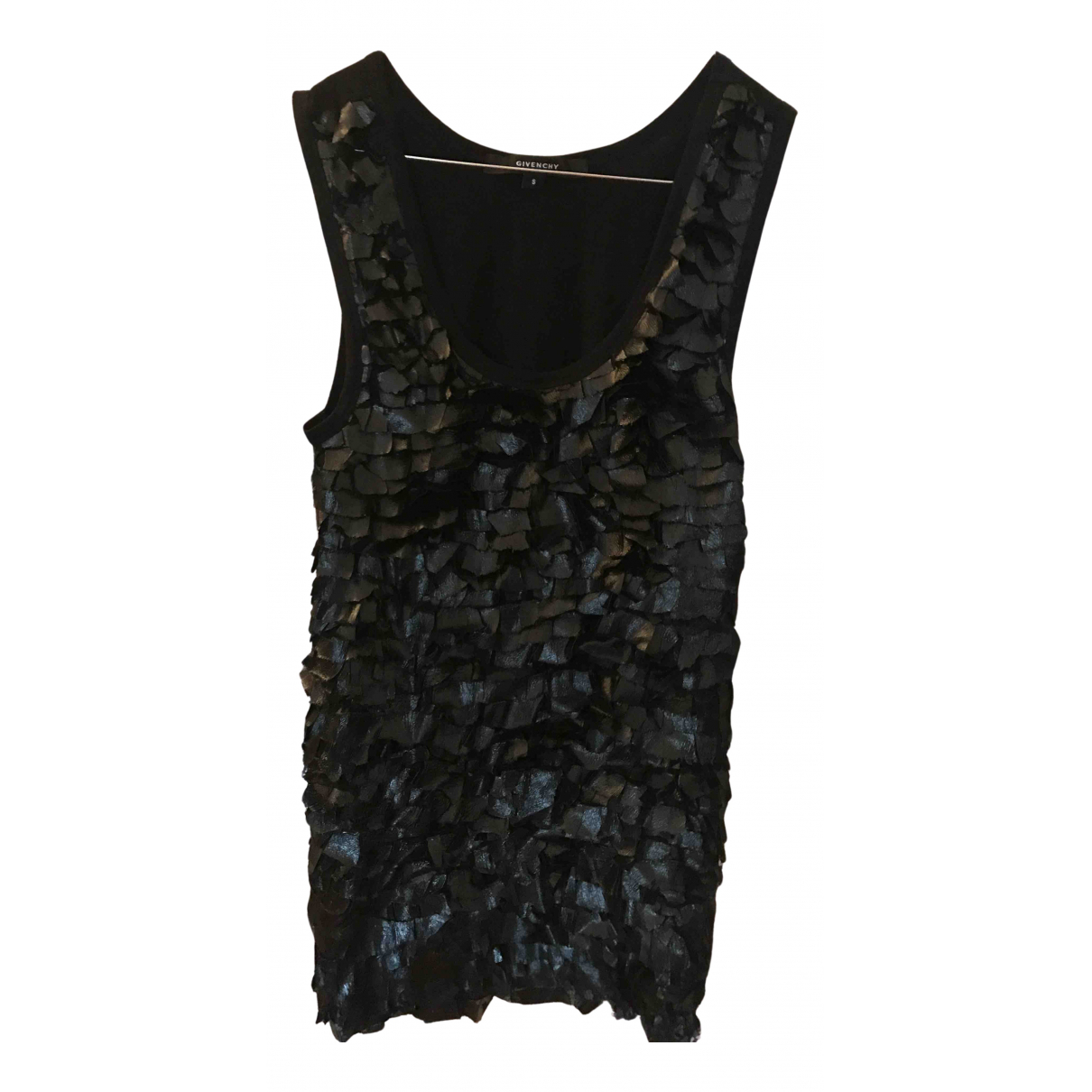 Givenchy N Black Cotton  top for Women 40 IT