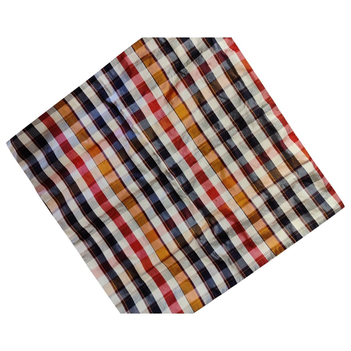Etro - Cheches.Echarpes   pour homme en soie - multicolore