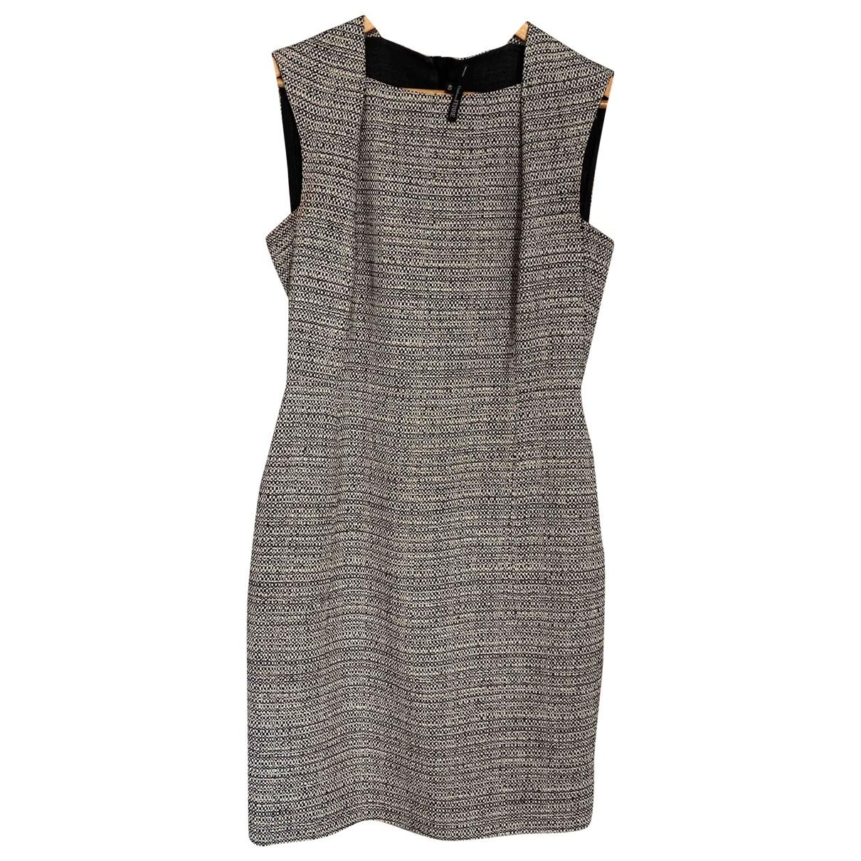 Gianfranco Ferre \N Kleid in Wolle