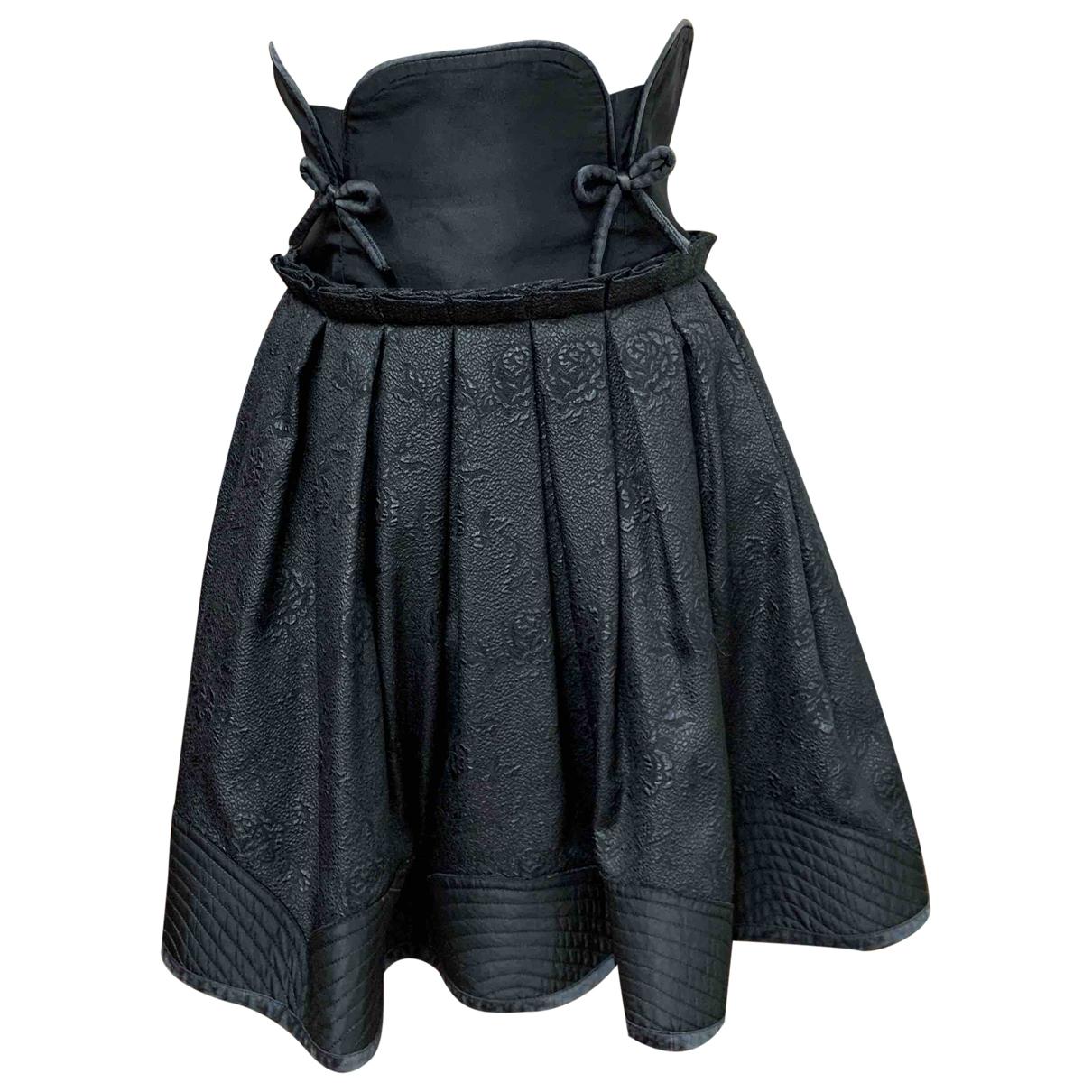 Antonio Marras - Jupe   pour femme en soie - noir
