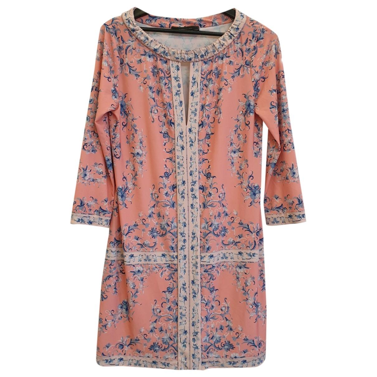 Bcbg Max Azria \N Pink dress for Women 38 FR