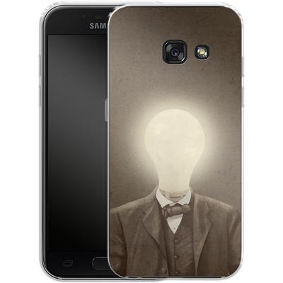 Samsung Galaxy A3 (2017) Silikon Handyhuelle - The Idea Man von Terry Fan