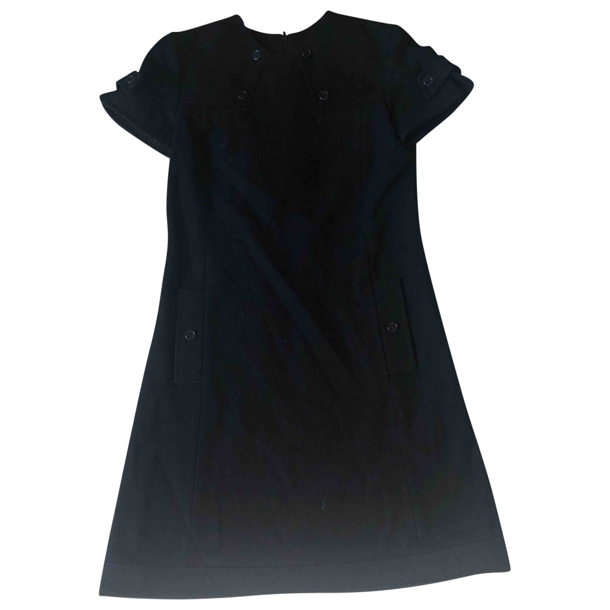 Paul & Joe - Robe   pour femme en laine - noir