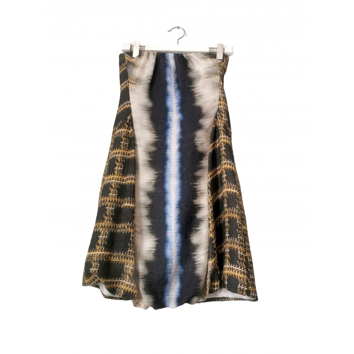 Peter Pilotto \N Kleid in  Bunt Wolle