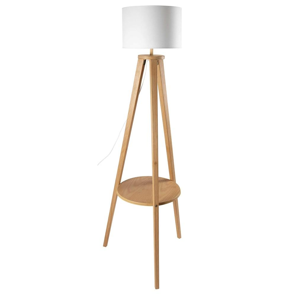 Stehlampe mit Dreifuss H167