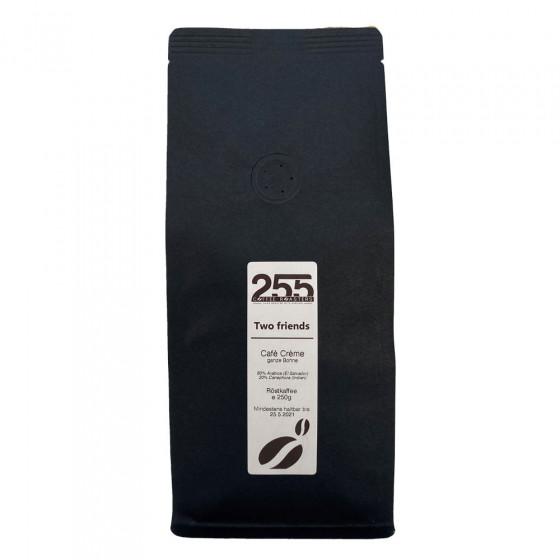 """Kaffeebohnen 255 Coffee Roasters """"Two friends Kaffee"""", 250 g"""