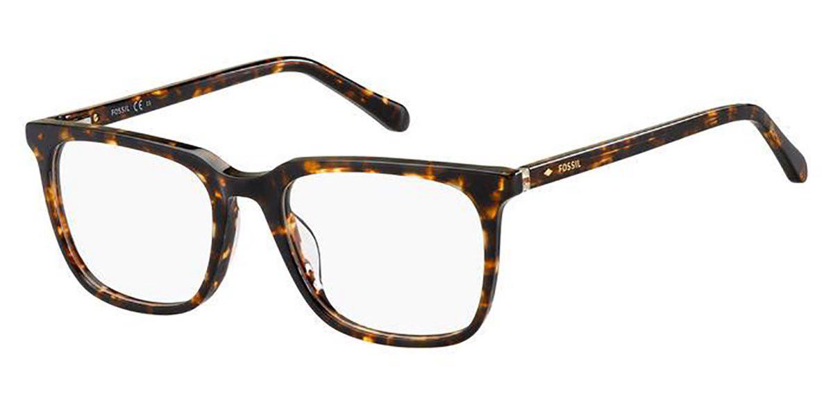 Fossil FOS 7089 086 Men's Glasses  Size 50 - Free Lenses - HSA/FSA Insurance - Blue Light Block Available