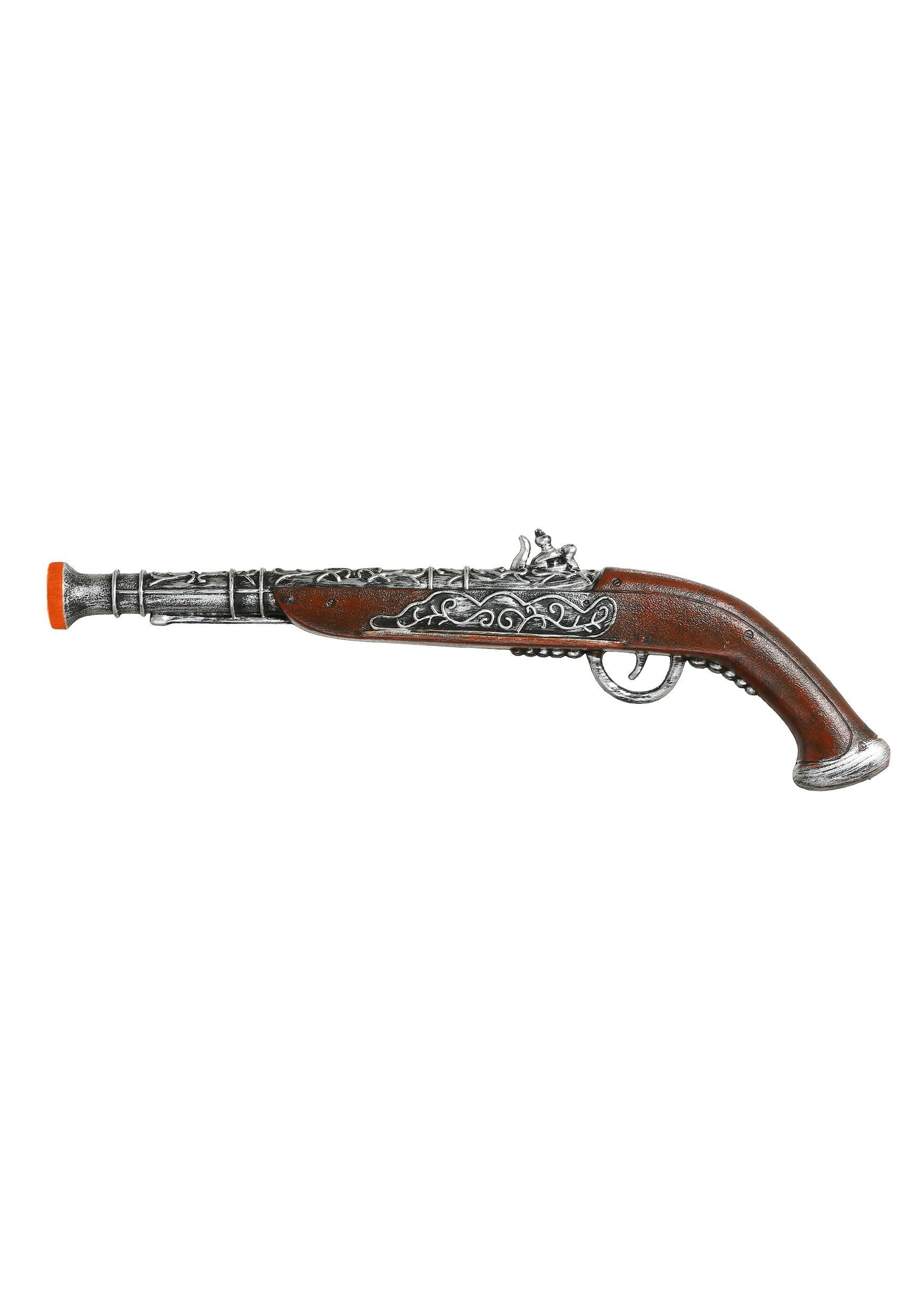 Pirate Flintlock Pistol Toy Gun