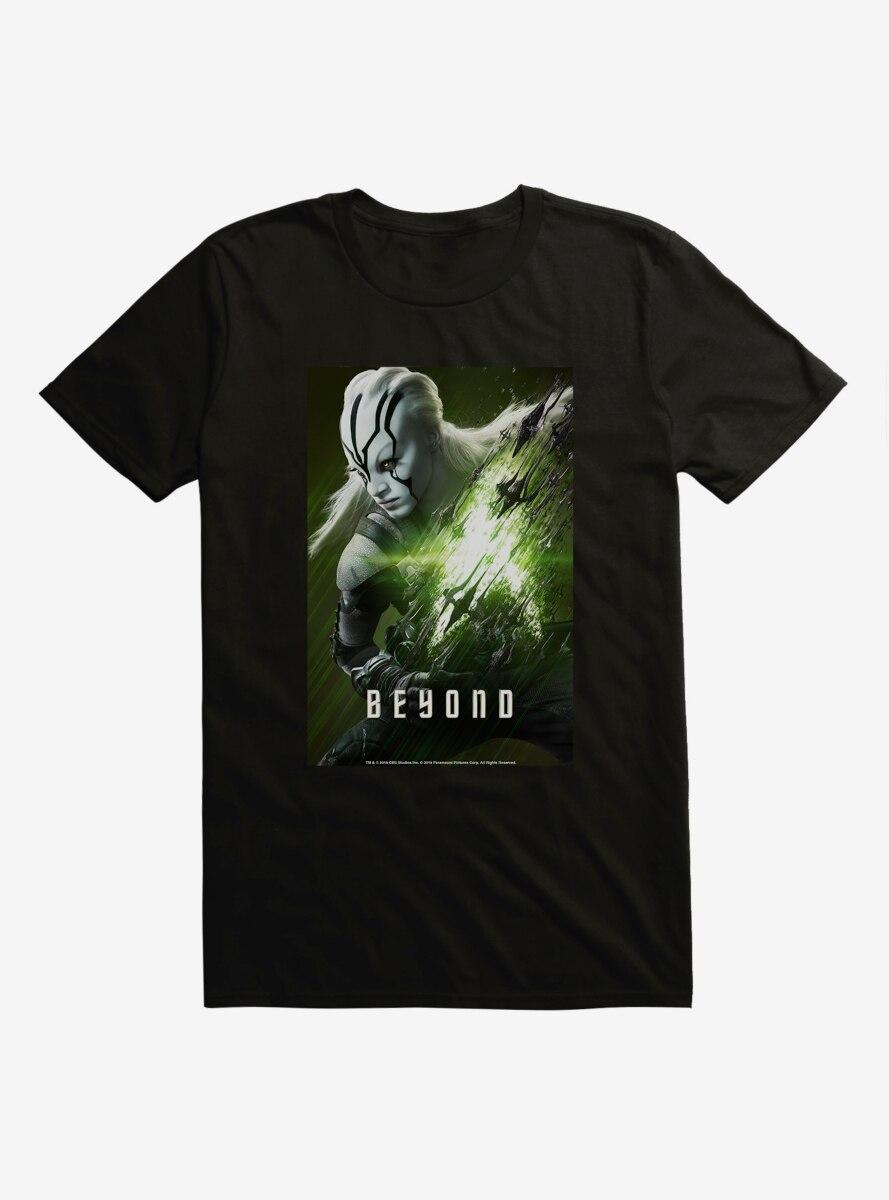 Star Trek Beyond Jaylah Teaser Poster T-Shirt
