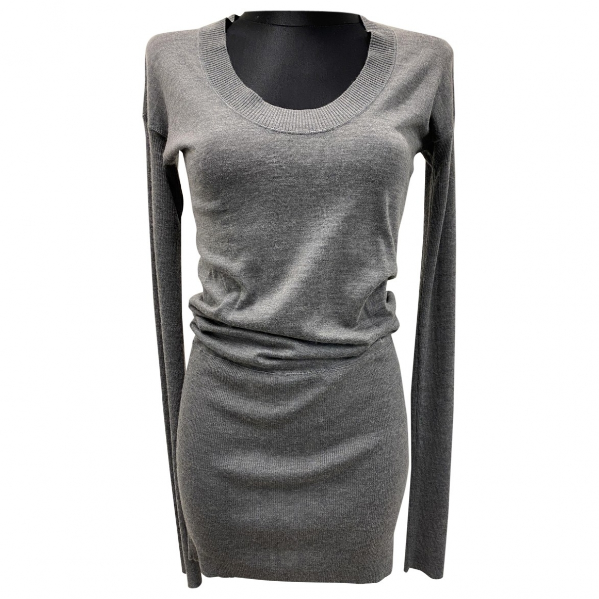 Malo \N Grey Cashmere dress for Women 40 IT