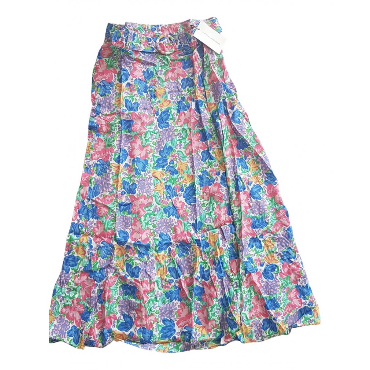 Faithfull The Brand N Multicolour skirt for Women S International