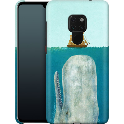 Huawei Mate 20 Smartphone Huelle - The Whale von Terry Fan