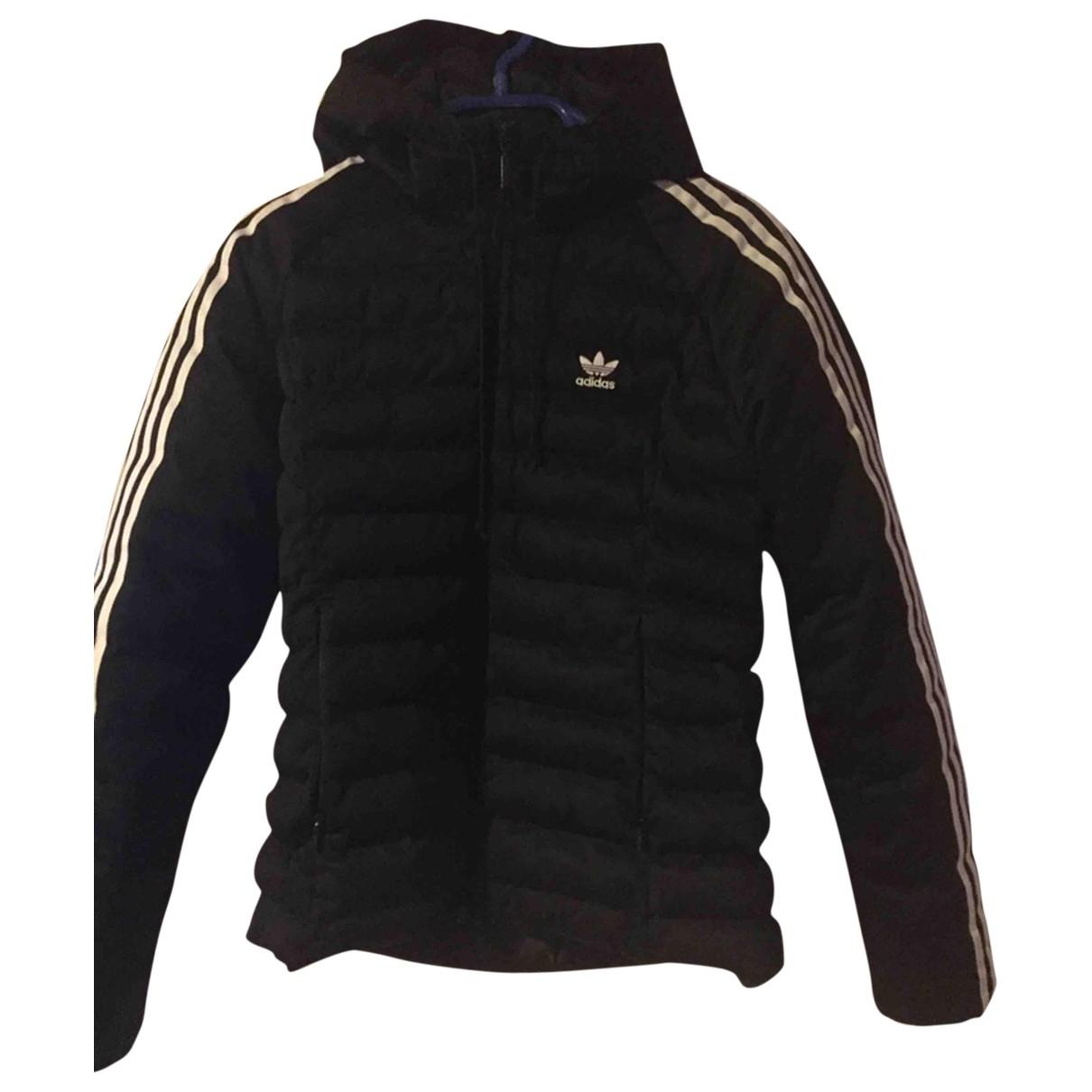 Adidas - Manteau   pour femme - noir