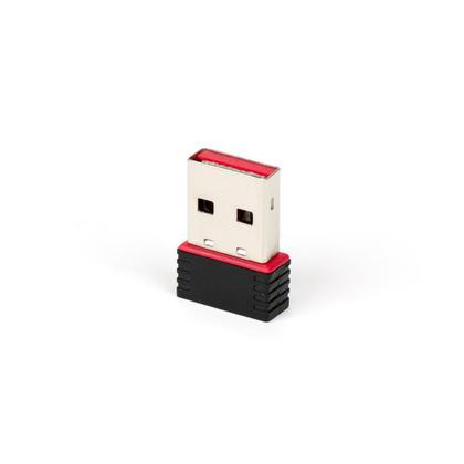 Adaptateur USB 802.11N sans fil 150 Mbps de taille nanométrique - PrimeCables® - 1/paquet