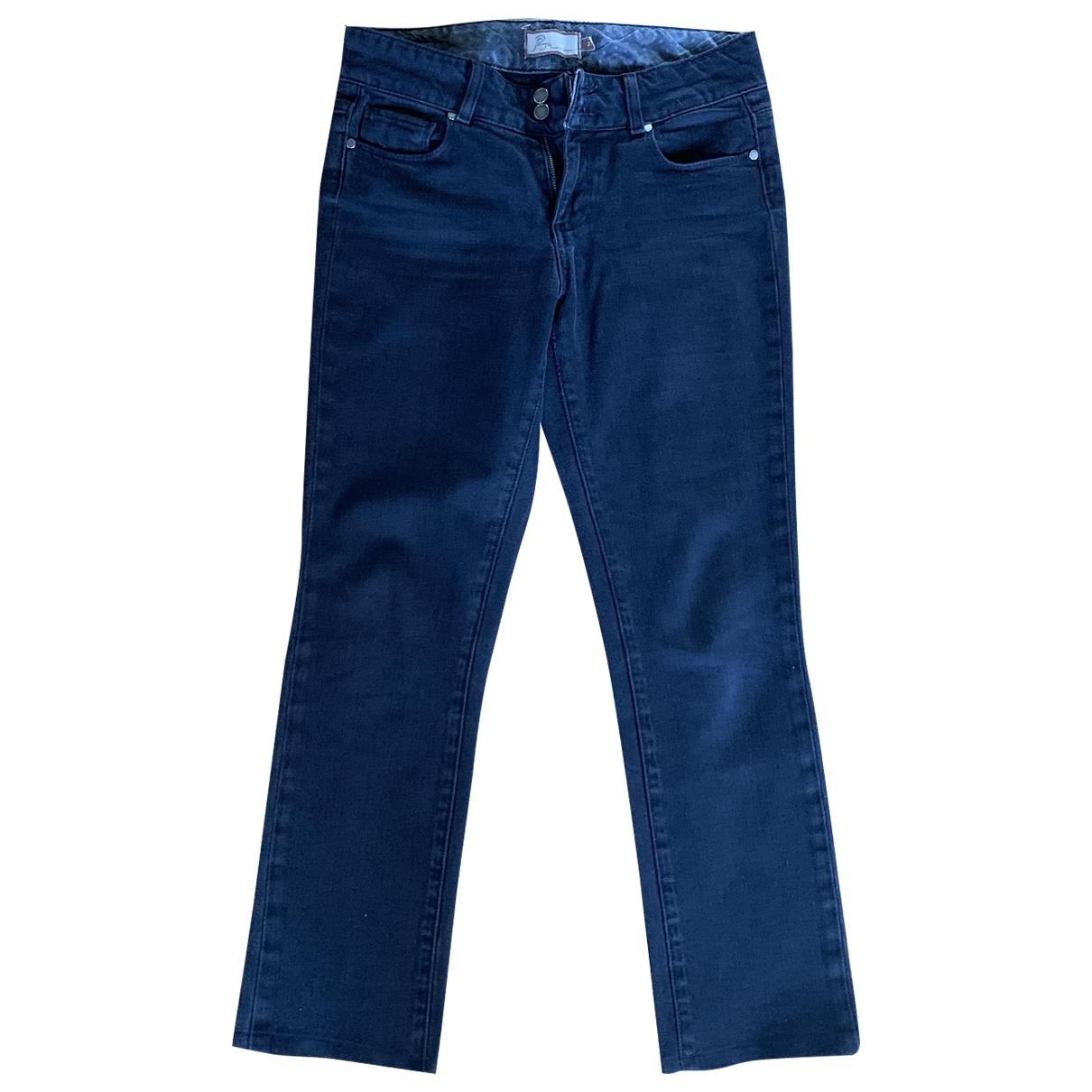 Paige Jeans \N Black Denim - Jeans Jeans for Women 27 US