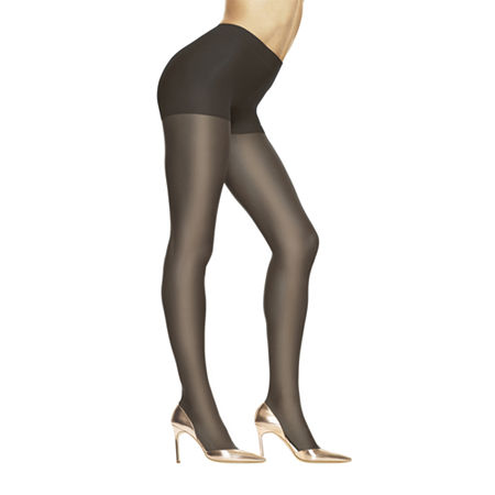 Hanes Absolutely Ultra-Sheer Control-Top Pantyhose - Queen, Plus 4 , No Color Family