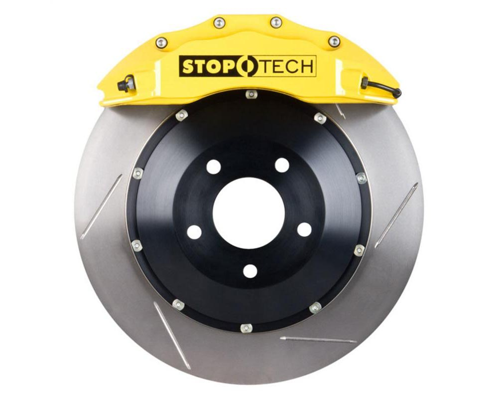 StopTech 83.B33.6700.81 Big Brake Kit 2 Piece Rotor Front BMW Front