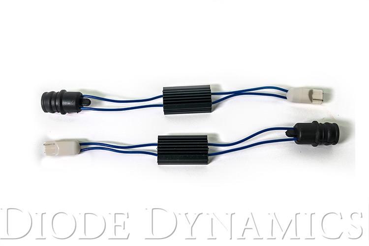Diode Dynamics DD4050P Resistor Inline 194 LED Bulb HP(pair)