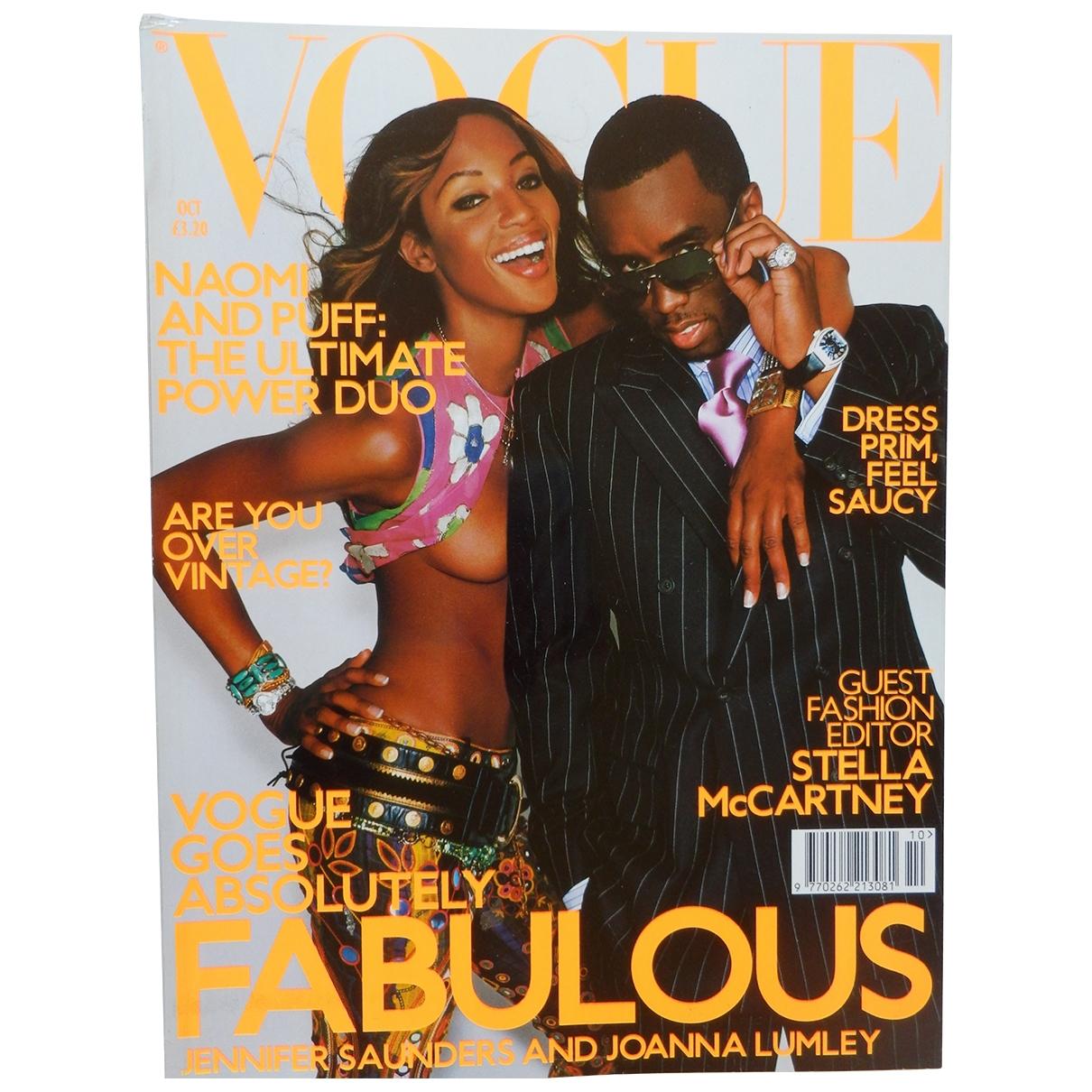 Vogue \N Multicolour Fashion for Life & Living \N