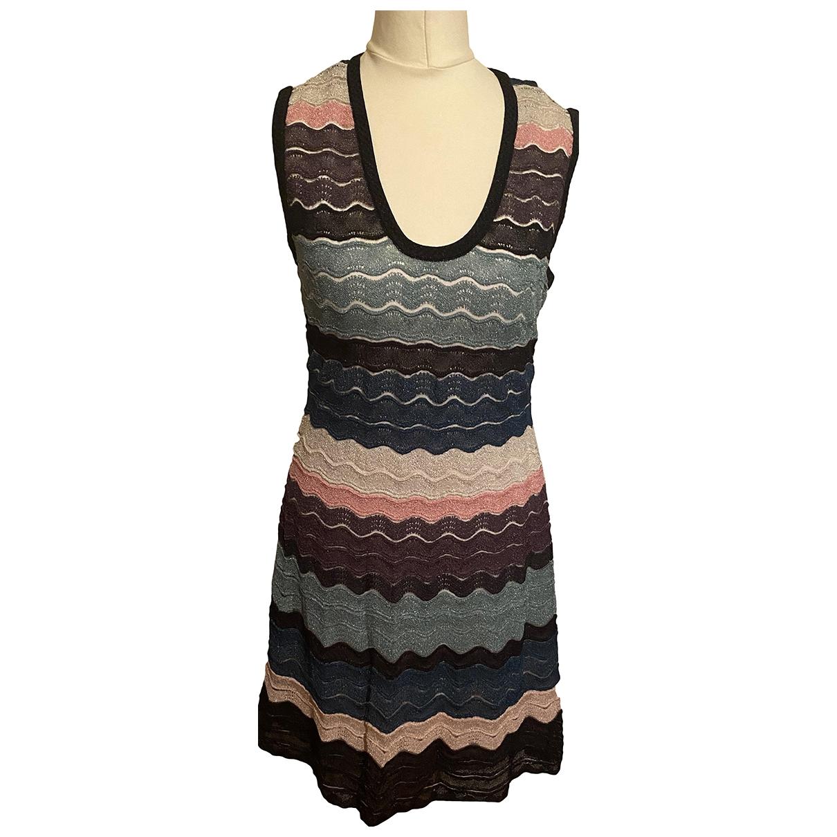 M Missoni \N Kleid in  Bunt Polyester
