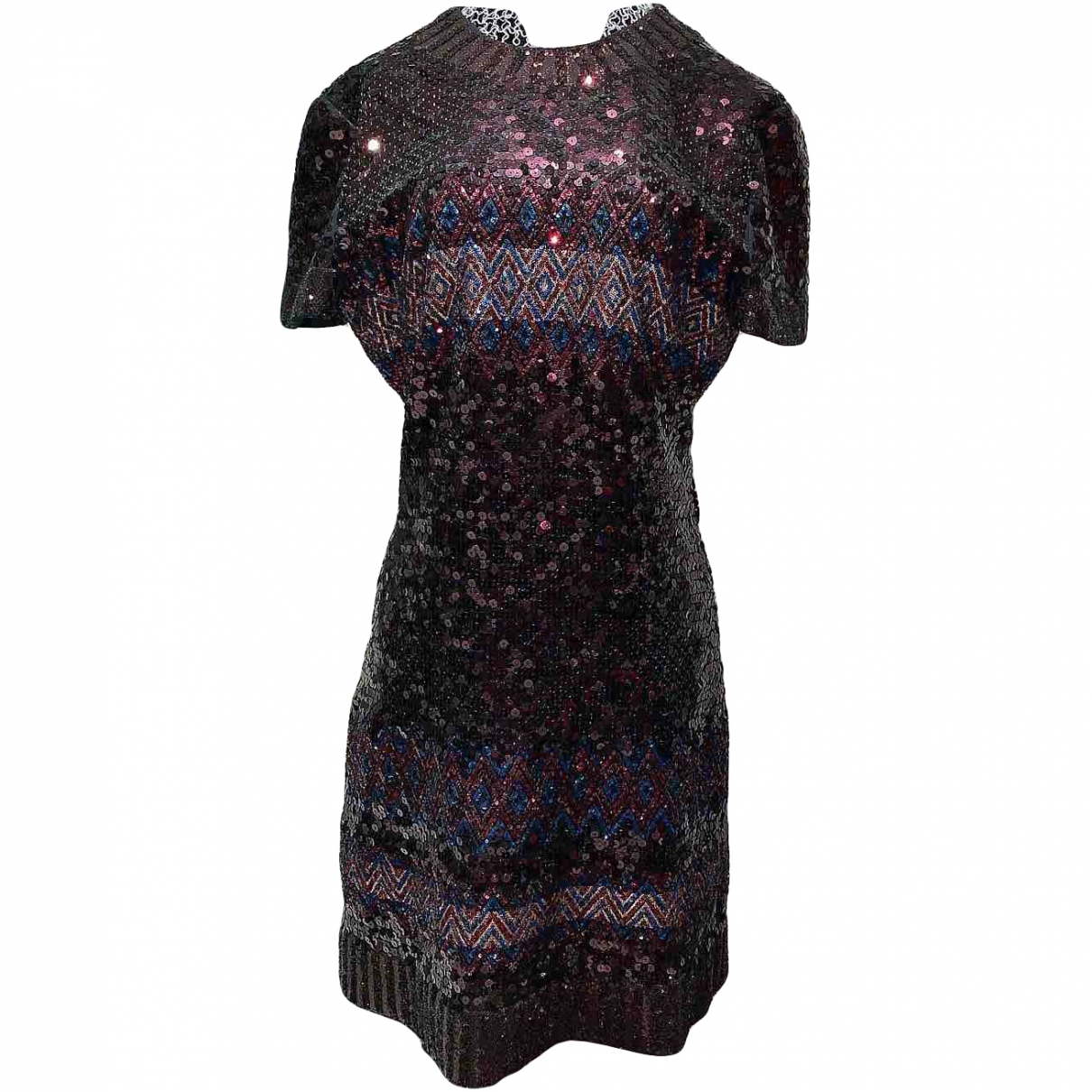 Dior \N Metallic Glitter dress for Women 36 FR