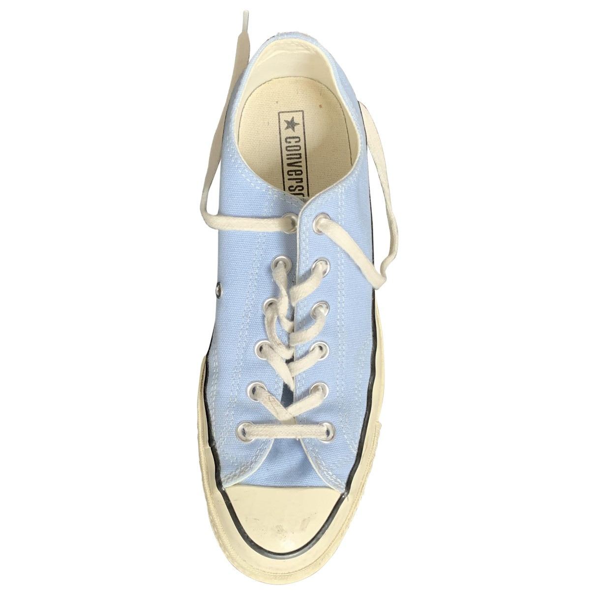 Converse \N Turquoise Cloth Trainers for Men 8 UK