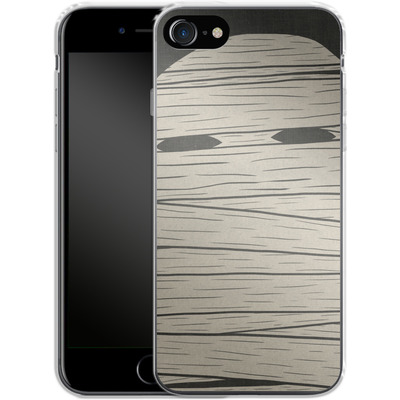 Apple iPhone 8 Silikon Handyhuelle - MUMMY von caseable Designs