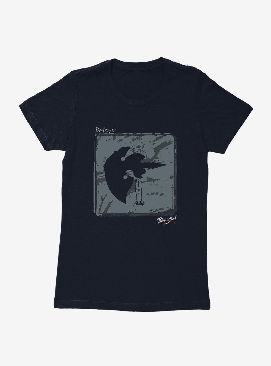 Blade & Soul Destroyer Womens T-Shirt