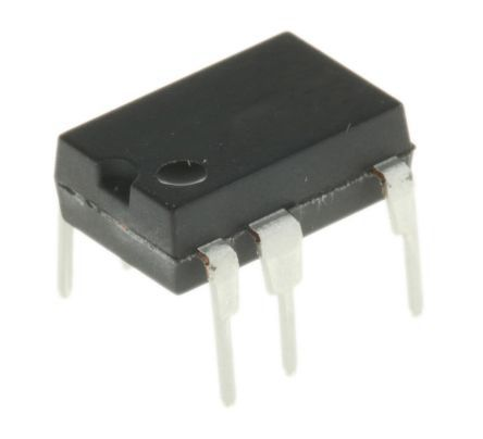 ON Semiconductor NCP1075BBP130G, AC-DC Converter 400mA 7-Pin, PDIP (50)