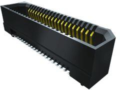 Samtec , ERF8 0.8mm Pitch 40 Way 2 Row Vertical PCB Socket, Surface Mount, Solder Termination (375)