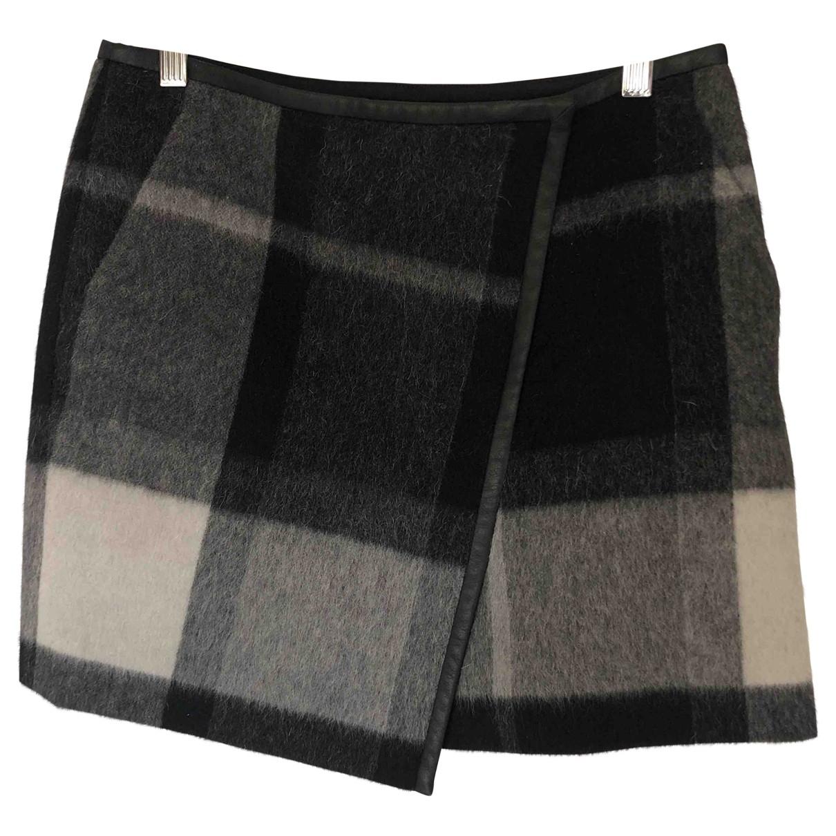 Karen Millen \N Multicolour Wool skirt for Women 10 UK