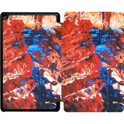 Amazon Fire HD 8 (2018) Tablet Smart Case - Macro 11 von Gela Behrmann