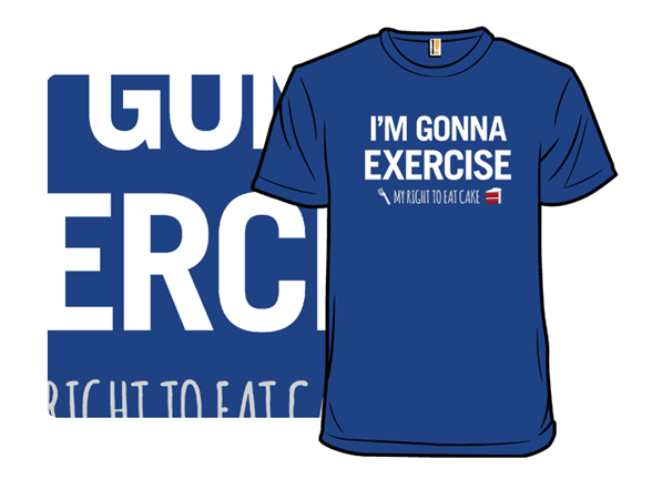 Exercise Your Right T Shirt