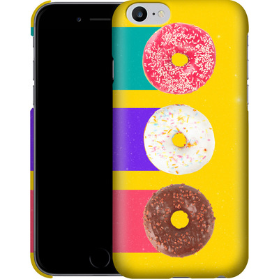 Apple iPhone 6s Plus Smartphone Huelle - Donuts von Danny Ivan