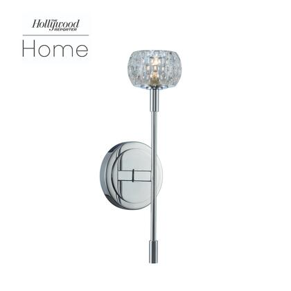 Mae 511621CH 1-Light Wall Sconce in