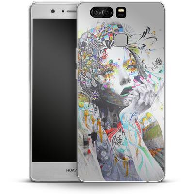Huawei P9 Silikon Handyhuelle - Circulation von Minjae Lee