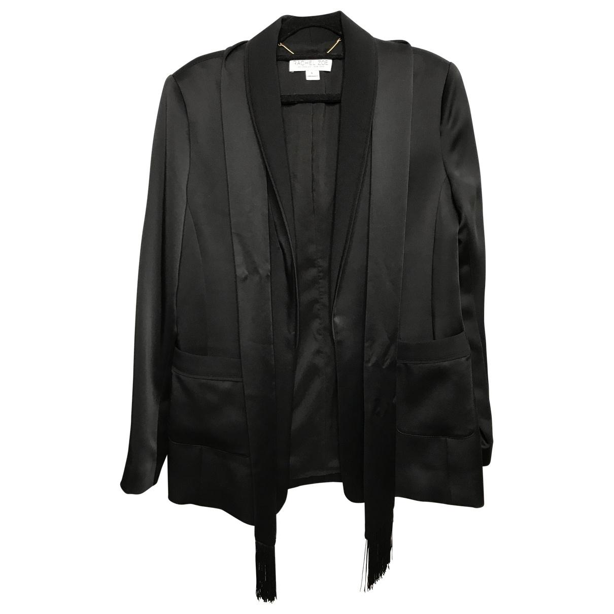 Rachel Zoe \N Black jacket for Women 6 US