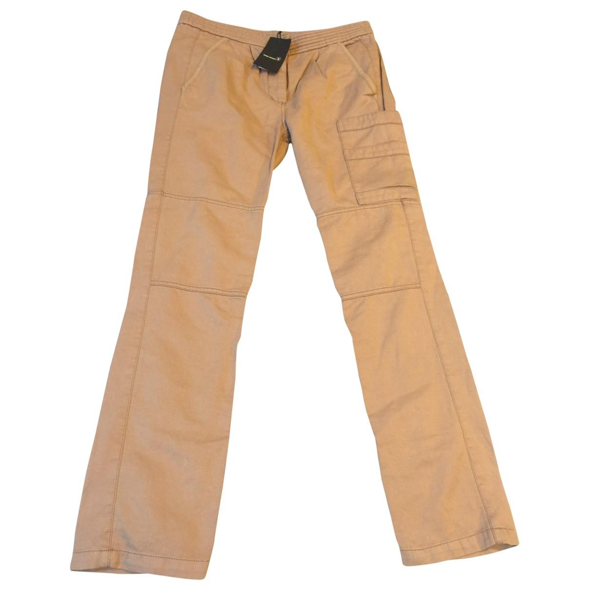 Isabel Marant Etoile - Pantalon   pour femme en coton - beige