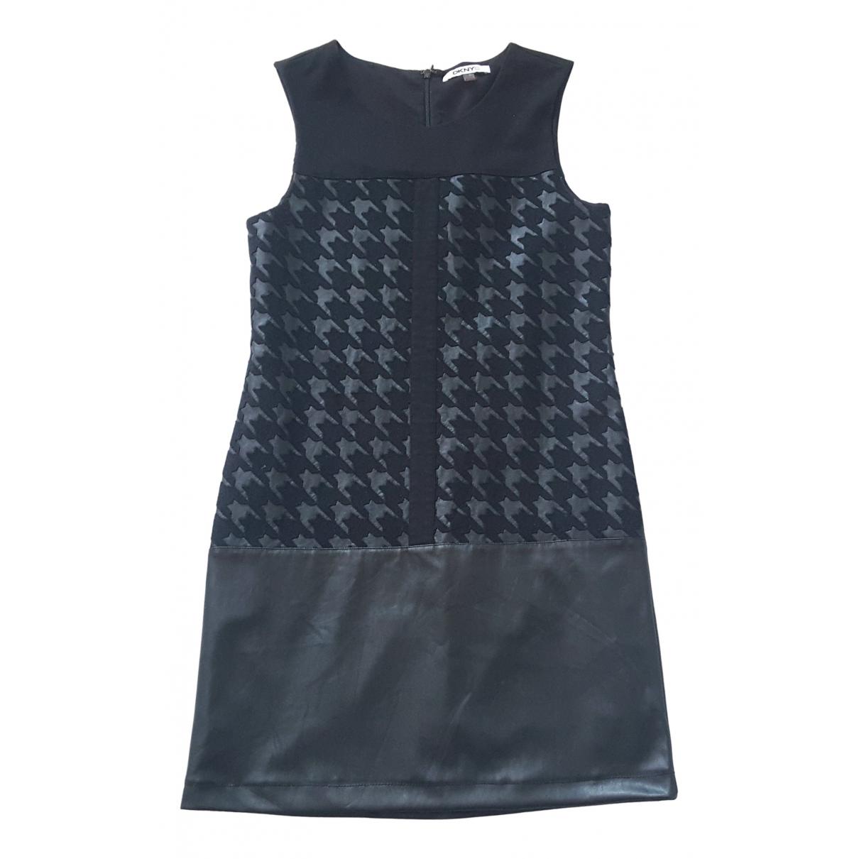 Mini vestido Donna Karan
