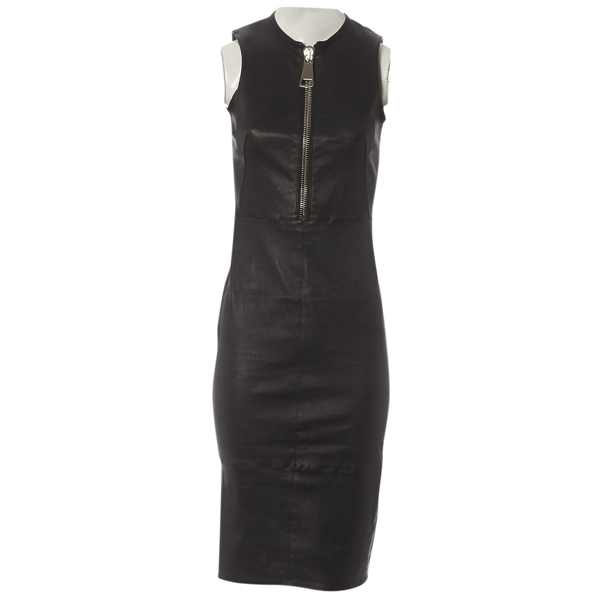 Mini vestido de Cuero Givenchy