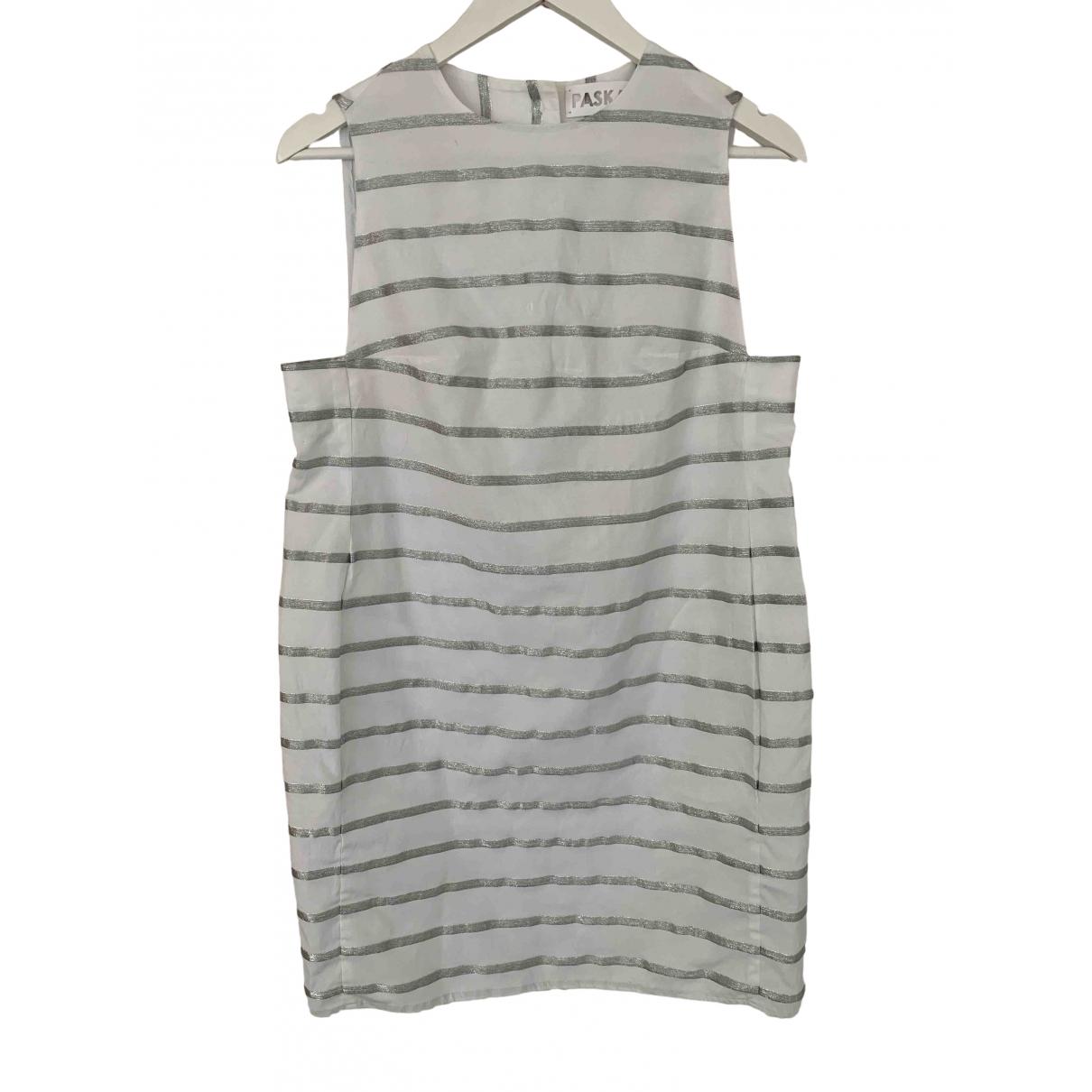 Paskal \N Silver dress for Women 12 UK
