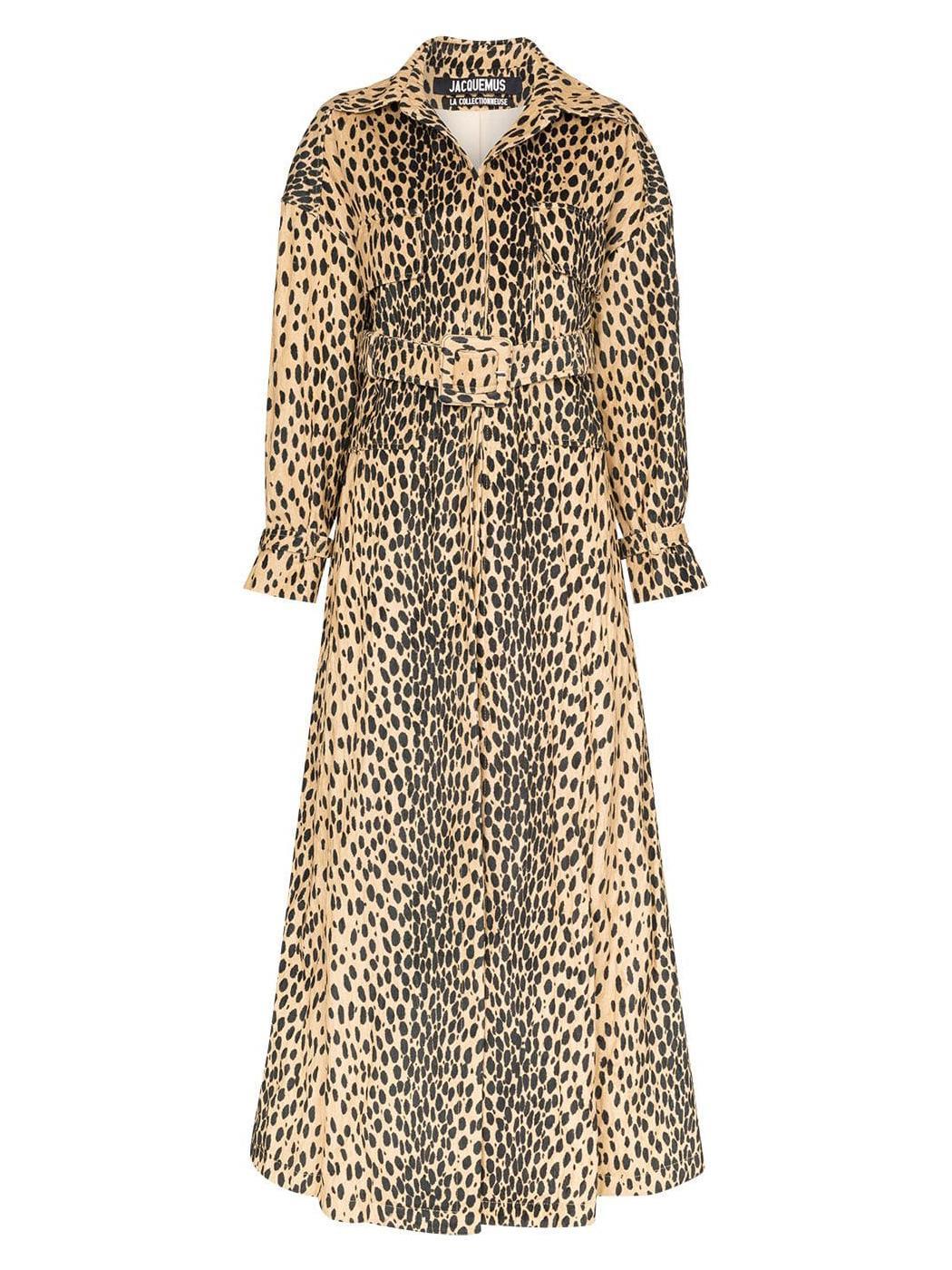 Long Cotton Coat