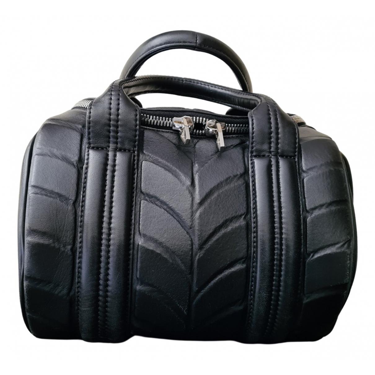 Alexander Wang Rockie Black Leather handbag for Women \N