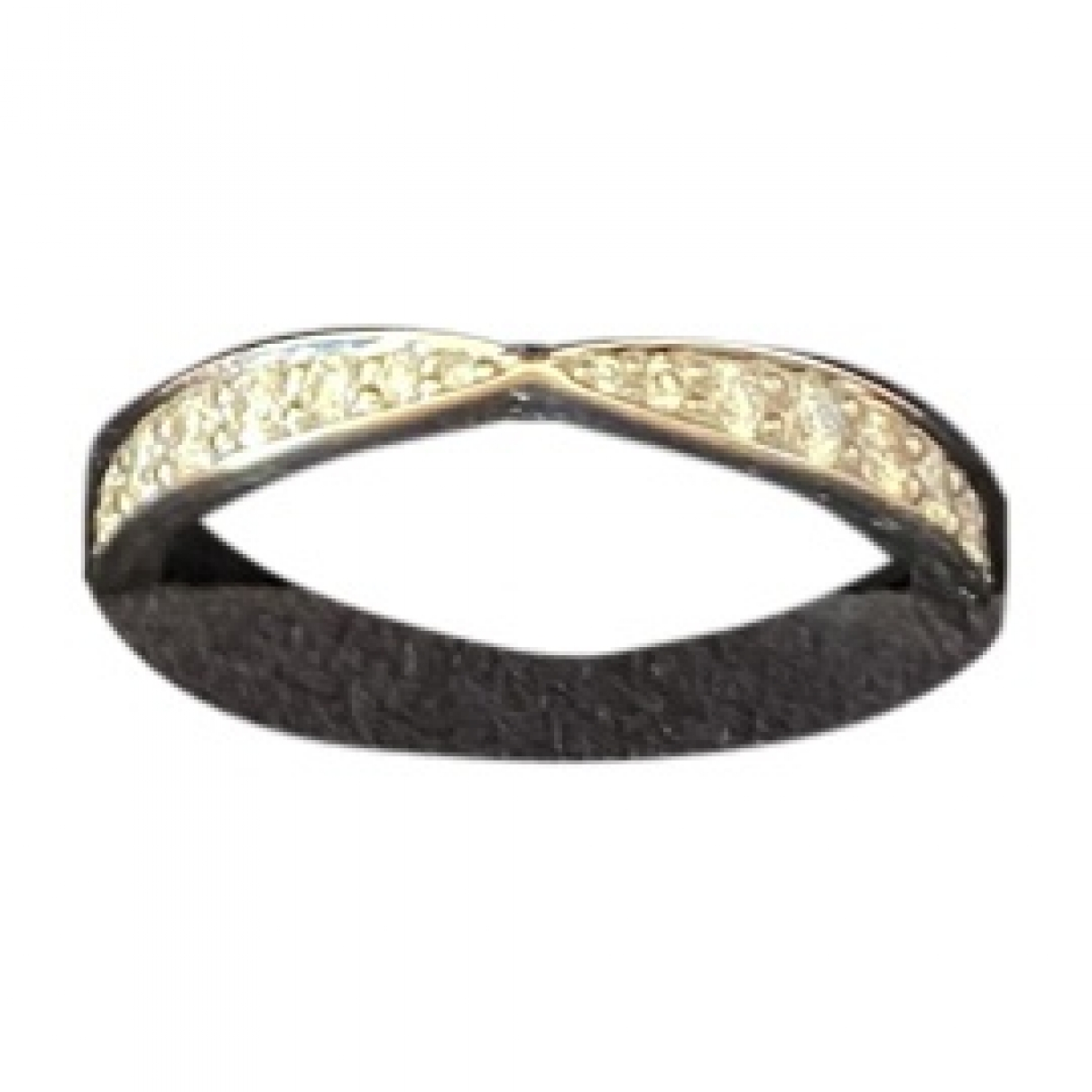 Tiffany & Co \N Silver Platinum ring for Women \N