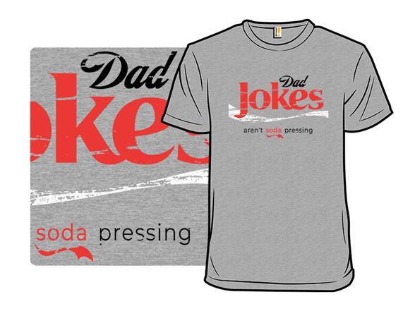 Joke-a-cola - Heather Remix T Shirt