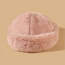 Einfarbiger Hut