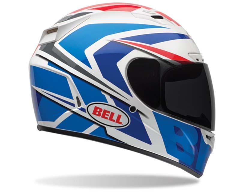 Bell Racing 7061728 Vortex Grinder Blue Solid Helmet 60-61 | XL